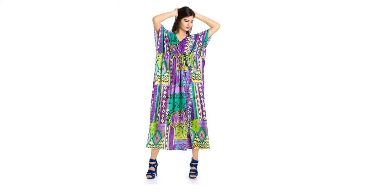 Maternity Gown Handicraft- Pure Cotton Nightwear